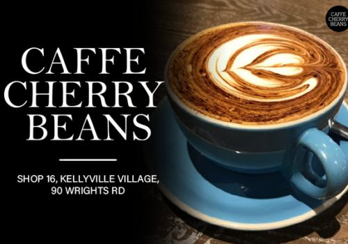 Visit Caffe Cherry Beans